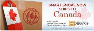 Smart Smoke Now Ships to Canada!